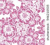 abstract elegance seamless... | Shutterstock . vector #546210535