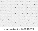 vector seamless pattern. modern ...   Shutterstock .eps vector #546243094