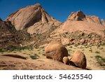 Spitzkoppe Mountain  Namibia