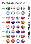 soccer 2010   south africa.... | Shutterstock . vector #54627184