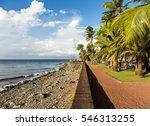 Waterfront Promenade Facing Th...