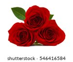 Stock photo a couple gift roses on valentine day 546416584