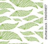 seamless pattern with hand... | Shutterstock .eps vector #546434857