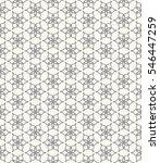 seamless geometric line pattern ... | Shutterstock .eps vector #546447259