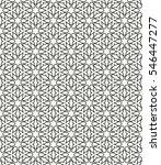 seamless geometric line pattern ... | Shutterstock .eps vector #546447277