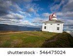 historic cape spear lighthouse... | Shutterstock . vector #546475024