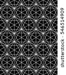 monochrome abstract textured... | Shutterstock . vector #546514909