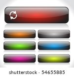 buttons for web | Shutterstock .eps vector #54655885