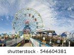 new york  usa   oct 25  2015 ... | Shutterstock . vector #546604381