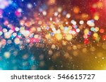 holiday sparkle glitter... | Shutterstock . vector #546615727