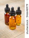 vaping e cig juice bottles over ...   Shutterstock . vector #546648979
