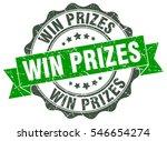 win prizes. stamp. sticker.... | Shutterstock .eps vector #546654274