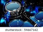 digital illustration of a... | Shutterstock . vector #54667162