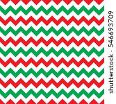 christmas chevron pattern... | Shutterstock .eps vector #546693709