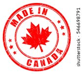made in canada vector icon | Shutterstock .eps vector #546698791