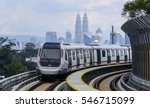 malaysia mrt  mass rapid...   Shutterstock . vector #546715099