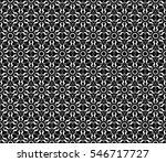 modern floral seamless pattern. ... | Shutterstock . vector #546717727