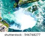 Niagara Falls Aerial View From...