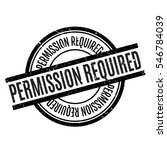 permission required rubber... | Shutterstock .eps vector #546784039