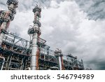 industrial zone the equipment... | Shutterstock . vector #546794989