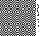 vector seamless pattern.... | Shutterstock .eps vector #546876469