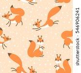 little cute squirrels under...   Shutterstock .eps vector #546906241