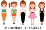 stock vector cartoon... | Shutterstock .eps vector #546915535