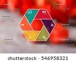 illustration infographic... | Shutterstock .eps vector #546958321