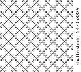 fractal squares pattern | Shutterstock .eps vector #547058839