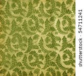 Used Vintage Wallpaper With...