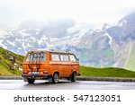 tyrol  austria   july 29  2014  ...   Shutterstock . vector #547123051