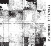 distress overlay checkered... | Shutterstock .eps vector #547175611