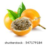 Sweet Granadilla Or Grenadia...