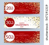 collection of banners.valentine'...