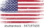 flag of united states of... | Shutterstock .eps vector #547197655