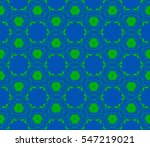modern geometric seamless... | Shutterstock .eps vector #547219021