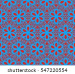 modern geometric seamless...   Shutterstock .eps vector #547220554