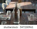 coffee shop scene | Shutterstock . vector #547230961