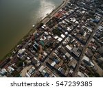 cityscape top view of urban... | Shutterstock . vector #547239385