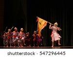 khon performances | Shutterstock . vector #547296445