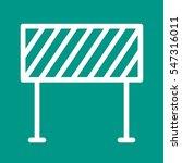 barrier | Shutterstock .eps vector #547316011