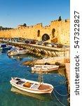 Rhodes  Greece   December 06 ...
