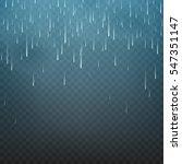 vector illustration rain... | Shutterstock .eps vector #547351147