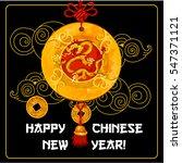 Chinese New Year Dragon Festiv...