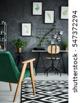 modern and multifunctional flat ... | Shutterstock . vector #547372294