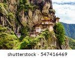 Taktsang Palphug Monastery...