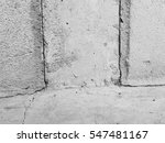 crack old wall concrete texture ... | Shutterstock . vector #547481167