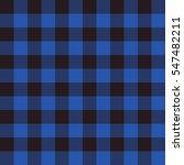 lumberjack square black blue...   Shutterstock .eps vector #547482211
