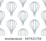 seamless pattern made of flying ... | Shutterstock . vector #547521754