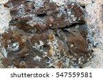 Reddish Natural Stone Used As...